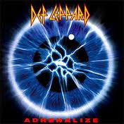 Def Leppard - Adrenalize lyrics