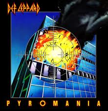 Def Leppard - Pyromania lyrics