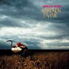 Depeche Mode - A Broken Frame lyrics