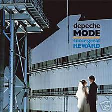 Depeche Mode - Some Great Reward lyrics