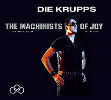 Die Krupps - The machinists of joy lyrics