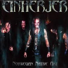 Einherjer - Norwegian Native Art lyrics