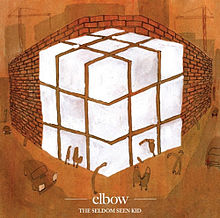 Elbow - The seldom seen kid lyrics