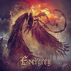 Evergrey - Escape of the phoenix album lyrics