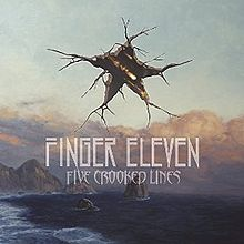 Finger Eleven - Five crooked lines lyrics