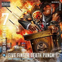 Five Finger Death Punch - Will the sun ever rise lyrics