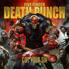 Five Finger Death Punch - Jekyll and hyde lyrics