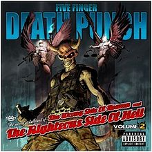 five finger death punch the wrong side of heaven and the righteous side of hell volume 2