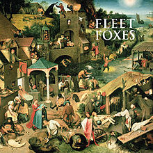Letras de Fleet Foxes - Fleet foxes