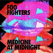 Foo Fighters - Medicine at midnight lyrics