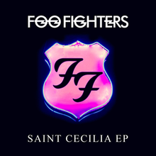 Foo Fighters - Saint cecilia lyrics