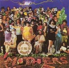 Frank Zappa - Were Only In It For The Money lyrics