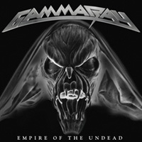 gamma ray empire of the undead album