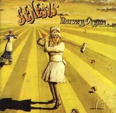 Genesis - Nursery Cryme lyrics