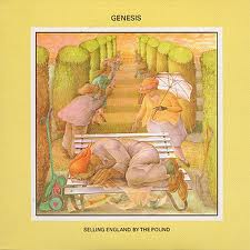 Genesis - Selling England By The Pound lyrics