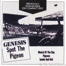 Genesis - Spot The Pigeon lyrics