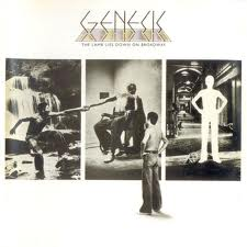 Genesis - The Lamb Lies Down On Broadway lyrics