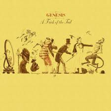 Genesis - Trick Of The Tail lyrics