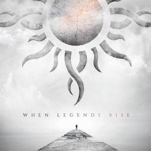 Godsmack - When legends rise lyrics