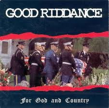 Good Riddance - For God And Country lyrics
