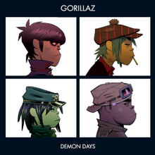 Gorillaz - Demon days lyrics