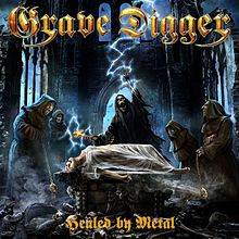 Grave Digger - Healed by metal lyrics