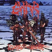 Gwar - Scumdogs of the universe lyrics