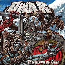 Gwar - The blood of gods lyrics