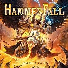 Hammerfall - Dominion lyrics