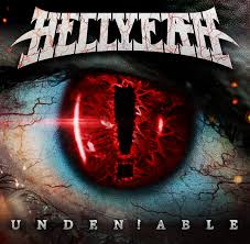 Hellyeah - Unden!able lyrics