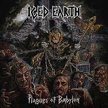 Iced Earth - Plagues of babylon lyrics