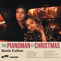 Jamie Cullum - The pianoman at christmas lyrics