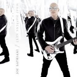 Joe Satriani - What happens next lyrics