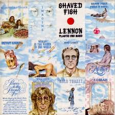 John Lennon - Shaved Fish lyrics