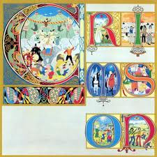 King Crimson lyrics