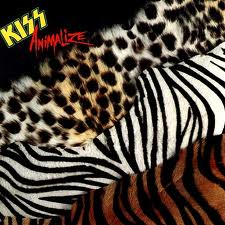 Kiss - Animalize lyrics