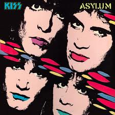 Kiss - Asylum lyrics