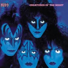Kiss - Creatures Of The Night lyrics