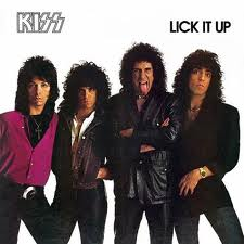 Kiss - Lick It Up lyrics