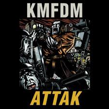KMFDM - Attak album lyrics