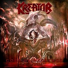 Kreator Totalitarian terror lyrics