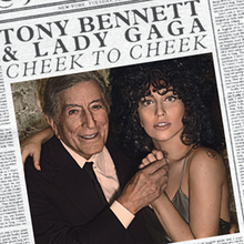 Lady Gaga - Cheek to cheek lyrics