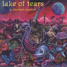 Lake of Tears - A Crimson Cosmos album lyrics
