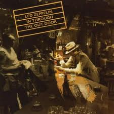 Led Zeppelin - In Through The Out Door lyrics