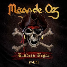 Mago De Oz - Bandera negra music lyrics