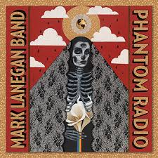 Mark Lanegan - Phantom radio album lyrics