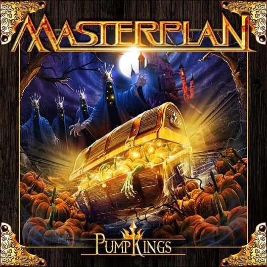 Masterplan - Pumpkings lyrics