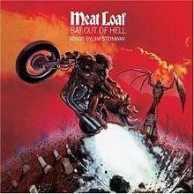 Meat Loaf - Bat out of hell lyrics
