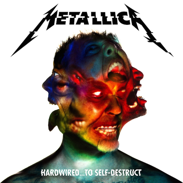 Metallica - Hardwired... to self-destruct lyrics