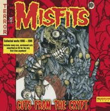 Misfits - Cuts From The Crypt lyrics